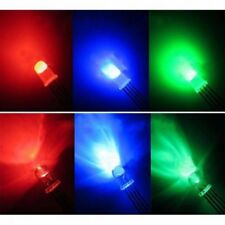 Mist/Clear Common Cathode/Anode RGB LED 5MM Colorful Lamp Emitting Diode 4 Pin