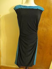 New w/tags Ralph Lauren Women's Navy/Blue Lined Evening Dress Sz 2,4,10,12,14,16