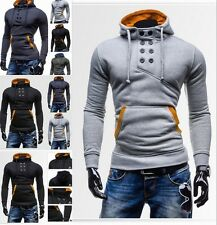 Stylish Creed Hoodie Cool Slim men's Cosplay For Assassins Jacket Costume A12