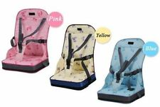 Portable Baby Toddler Foldable Dining Chair On the Go Booster Seat New