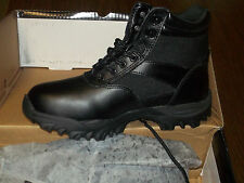 NEW, Dickies Spear Tactical 6 Inch Police Boot, Black, DW6115