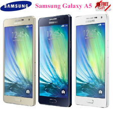 "Unlocked Samsung Galaxy A5 5.0"" LTE 4G Android Cell Smart Phone 16GB 13MP Camera"