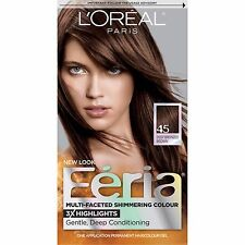 L'Oreal Paris Feria Multi-Faceted Shimmering Hair Color , 39 color Available