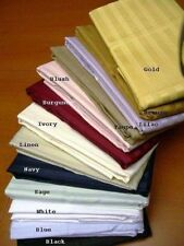 One Pair Pillow Case Egyptian Cotton Moss Solid 1000Thread Count For USA