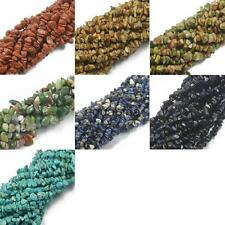 "Natural Freeform Loose Gemstone Turquoise Nugget Beads Strand 34"" Jewelry Craft"