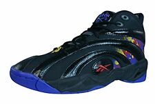 V61028 Reebok Classic Shaqnosis OG Mens Leather Mid Top Sneakers--