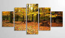 5 Pieces Modern Wall Painting Home Decorative Art Painting On Canvas (no frame)
