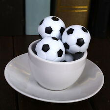 4Pc 36mm Soccer Table Foosball Replacement Plastic Ball Football Fussball Supply