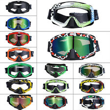 Ski Windproof Goggles Motorbike Motocross Bicycle Offroad ATV MX Riding Goggles