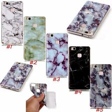 Ultra Slim Rubber Soft TPU Silicone Skin Back Case Cover for Huawei Phone Series