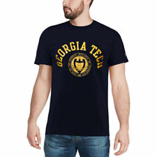 Champion Georgia Tech Yellow Jackets Navy Seal T-Shirt - College