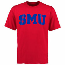 SMU Mustangs Red Mallory T-Shirt - College