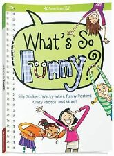 NEW - What's So Funny? Book (American Girl Library)