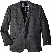 U.S. Polo Assn. Mens Tailored Big and Tall Wool Donegal Sport Coat