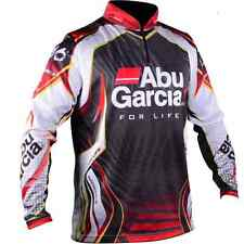 Abu Garcia Pro Tournament Jersey Fishing Shirt New with Tags Choose Yr Own Size