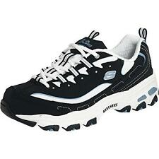 New Skechers for Women's Navy White Casual Walking Shoes NVW 11422
