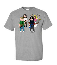 Flu Fighters By VIPwees Mens T-Shirt