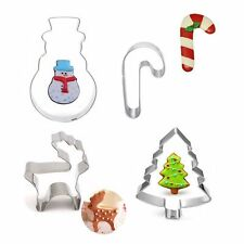 Cake Decoration Biscuit Stainless Steel Tool Baking Mold Cookie Cutter