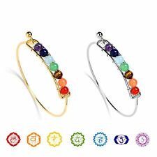 New Life Energy Healing Balance Beads Jewelry 7 Chakra Yoga Bracelet