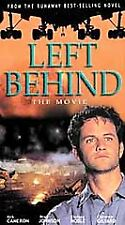 Left Behind - The Movie (VHS, 2000)
