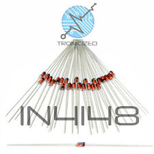 1N4148 High Speed Signal Switching Diode  - Various Pack Sizes