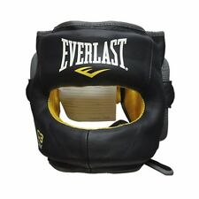 EVERLAST Safe Max HeadGear Dual Kickboxing MMA Muaythai Punching Boxing Gloves