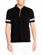 Nautica Mens Sportswear - K61117 Striped Sleeve Polo Shirt- Choose SZ/Color.