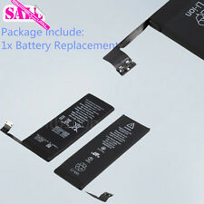!1560mAh Li-ion Battery Replacement Part with Flex Cable for iPhone 5S/5C New!