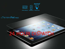 100%Genuine Tempered Glass Screen Protector For  Ipad 2/3/4/ {mj693