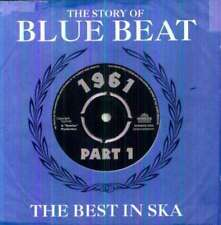 Story Of Blue Beat The - Best In Ska 1961 NEW CD
