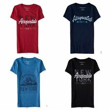 NWT Aeropostale Graphic Tee Shirt You Choose Color & Size!!! M L XL