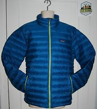 Patagonia Mens Down Sweater Jacket 800 Fill Warm 2 Colors $229 NWT $150 SALE