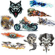 Wolf Car Eagle Monster Sticker Decals For Motorcycle Car Funny Decals Stickers