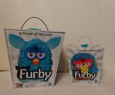 2012 **FURBY** A MIND OF ITS OWN Teal Blue & Teal Furby Party Rocker
