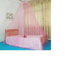Mesh Canopy Princess Round Dome Bed Mosquito Netting Lace  Bedding Net New Cute
