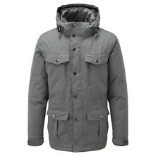 TOG 24 - Alness Mens Milatex/Down Jacket Grey Marl