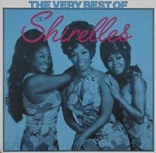 """The Shirelles  LP  """"THE VERY BEST OF""""  1975 Mono United Artists reissue VG++(cc)"""