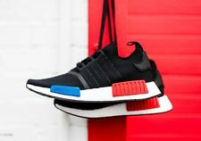 Adidas NMD R1 OG Primeknit Core Black S79168 ( All Size ) PK Boost 350 Receipt
