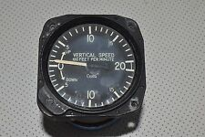 United Inst Vertical Speed Indicator  P/N 7000-C92N2  Cessna P/N S1392-N2 VS