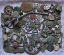 Another group of Metal detecting finds Roman, Medieval and later