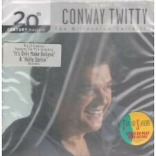 CONWAY TWITTY Best Of CD US Mca 1999 12 Track Still Sealed (0881700852)