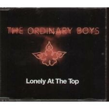 ORDINARY BOYS Lonely At The Top CD European B Unique 2006 1 Track Promo With