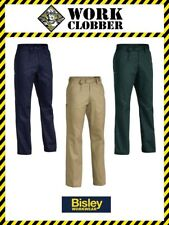 Bisley Original Cotton Drill Work Pant BP6007 NEW WITH TAGS!