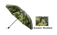 Tactical Military Camouflage Umbrella for Hunting Outdoor Fishing Paintball Airs