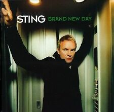 Brand New Day by Sting (CD, May-2000)