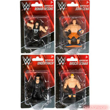 WWE Superstar Action Figurine cake topper John Cena, Brock Lesnar, and Roman NEW