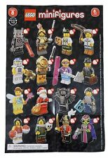 2012 LEGO 8833 Series 8 Minifigures Minifigure - Choose A Minifig