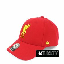 47 Brand - Liverpool FC Red MVP Curved Brim