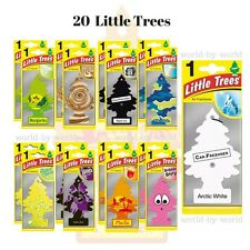 20 packs of Magic Tree Little Trees Car Home Office Air Freshener Scent
