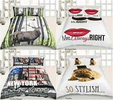 3D Print Photo Soft Duvet Quilt Cover Bedding Set with Pillowcases